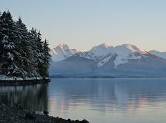 Mountains on Admiralty Island, Alaska
