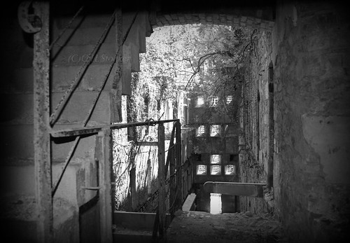 Bodmin Jail by Stocker Images