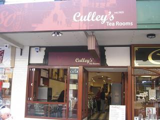 Culley's tea rooms