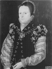 Anne Russell, Countess of Warwick, wife of Ambrose Dudley, Sister-in-Law of Robert Dudley