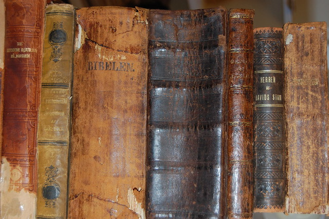 My old books, some of them......