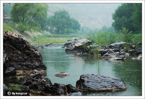 徒步沿河城-幽州-永定河峡谷-山水溪流