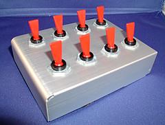 Control Panel switch module