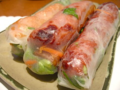 meat, spring roll, food, dish, cuisine,