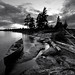 Temagami Island II by Peter Bowers