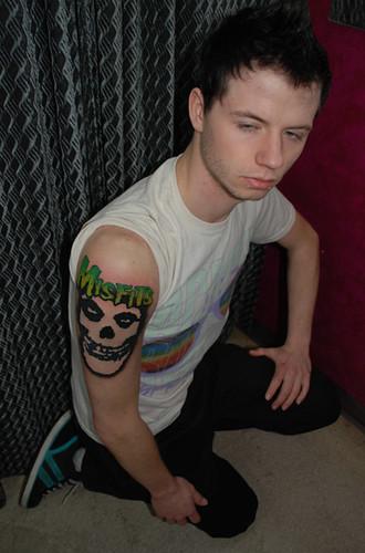 Misfits Tattoo | Flickr - Photo Sharing!