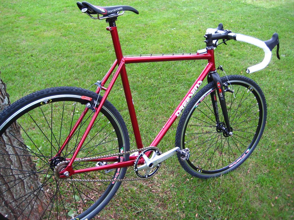 Geronimo's Single Speed Cyclocross Bike