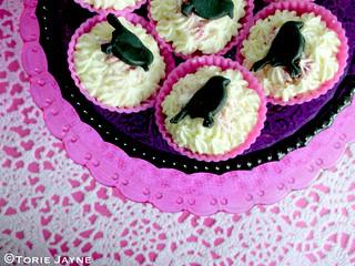 Gluten free Bird Cupcakes