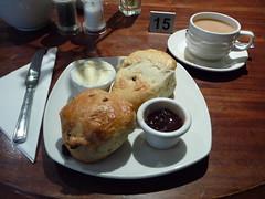 My cream tea  119