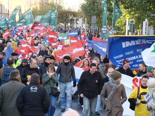 ICTU National Day of Action