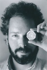 Tommy Thompson with gold coin