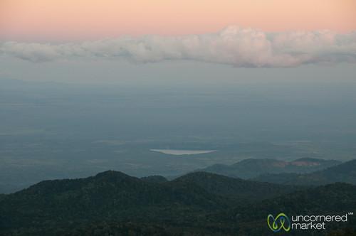 africa sunset mountains kilimanjaro mtkilimanjaro clouds tanzania dusk mountkilimanjaro eastafrica gadv marangutrail dna2tanzania