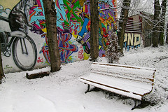 Berlin - Graffiti Corner