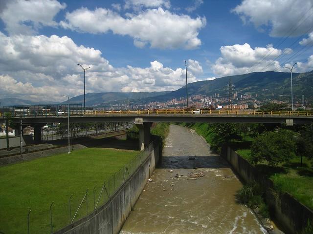 Medellin River