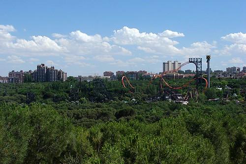 Parque de diversão na Casa de Campo / Amusement Park at Casa de Campo
