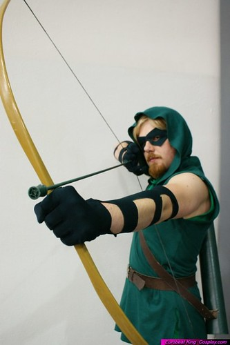 Green Arrow Sighting