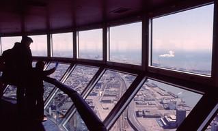 Sky Deck, CN Tower