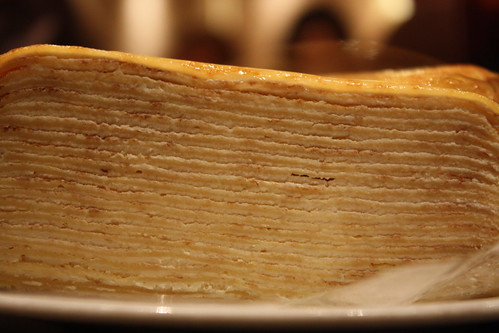 not a mille crepes