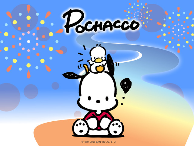 Pochacco Wallpaper - Autumn Hairstyles