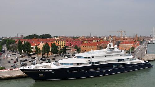 Carinthia Vii Yacht.