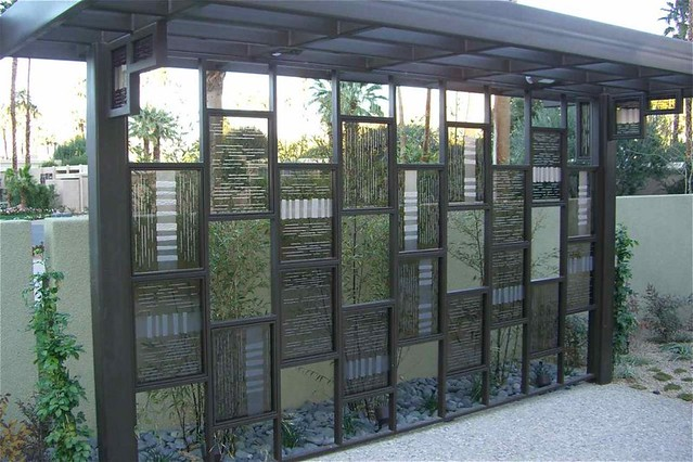 etched decorative art glass Nepal wall glass