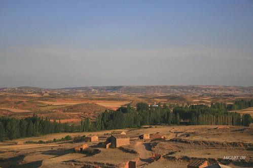 Valle del Nagima.(Soria)