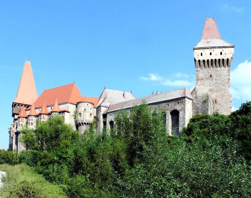 Hunedoara - Eisenmarkt 02 Schwarze Burg