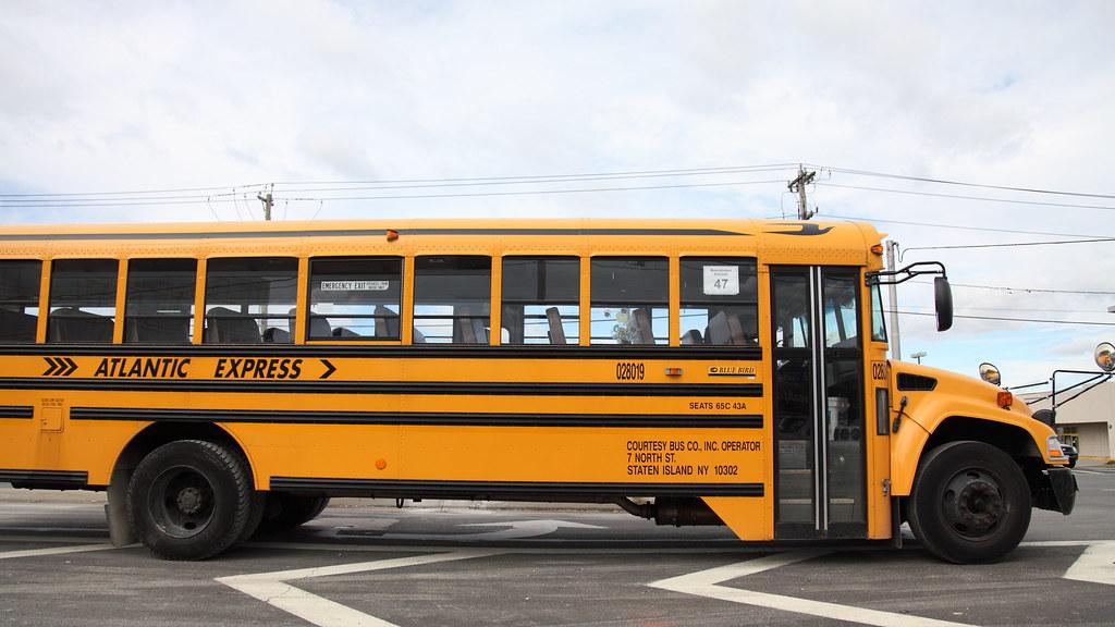 Coney Island School Bus Company