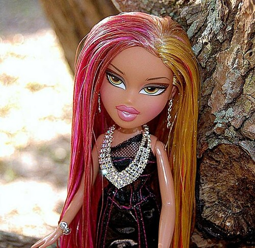 Bratz Magic Hair Color Fianna