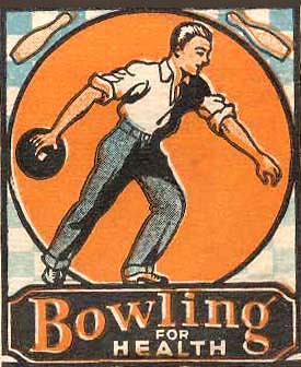 Matchbook - Bowling for Health
