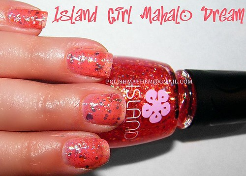 Island Girl Mahalo Dream
