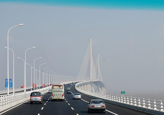 上海长江大桥.shanghai