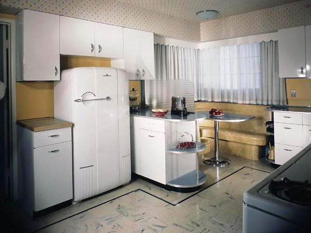 1940s Kitchen Flickr Photo Sharing