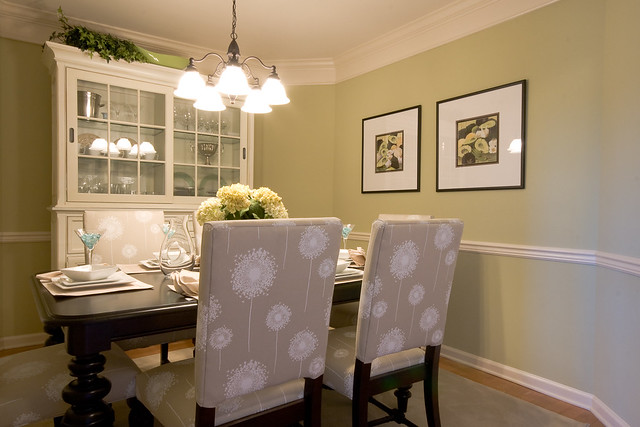 model home dining room alternate view flickr photo