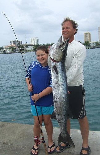 Dylan's Monster Barracuda!