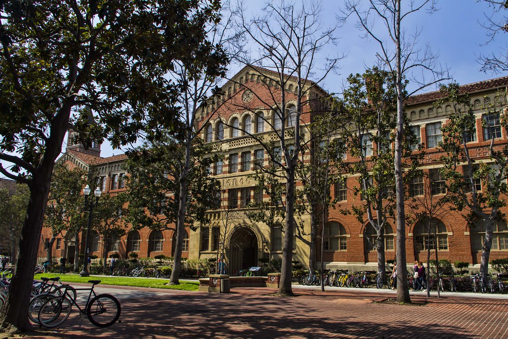 USC Science Building