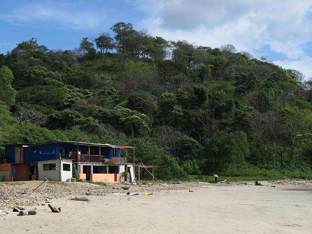 Maderas surf camp