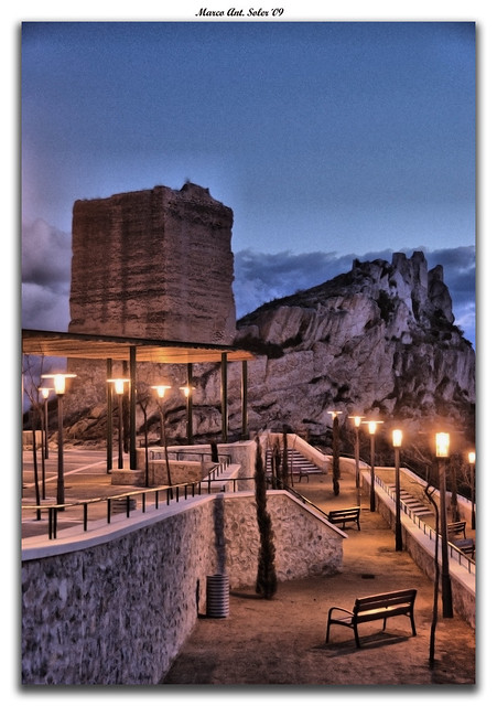 Castillo hdr