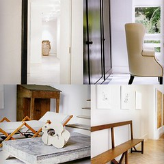 White + wood + neutrals: Four rooms by designer Darryl Carter