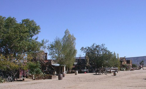 california desert moviesets pioneertown