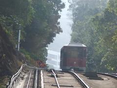 funicular, vehicle, train, transport, rail transport, public transport, rolling stock, track,