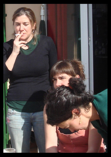 Ágata, Anilla y Sonia