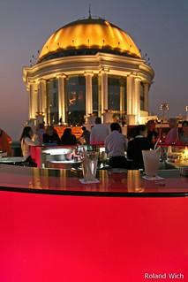 Bangkok - Sky Bar, Lebua at State Tower