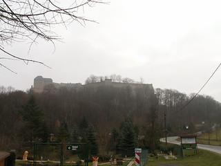Festung Königstein bietet von den verschiedenen Punkten herrliche  Aussichten 434