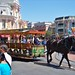 The Horse-Drawn Street Car rolls on to Main Street