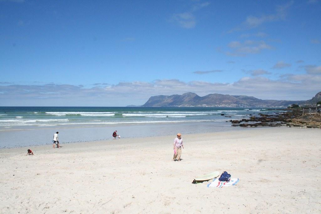 Muizenberg Beach ЮАР