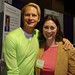 Carson Kressley and me