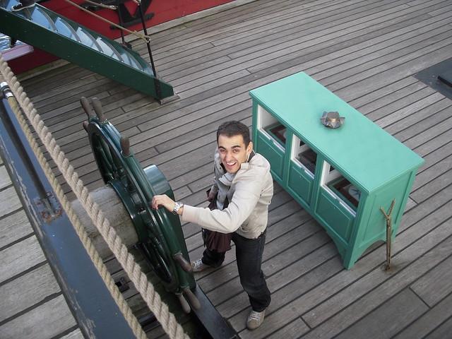 393 - Barco Amsterdam