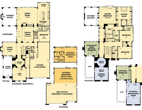 Free Home Plans Santa Barbara Mission Floor Plans