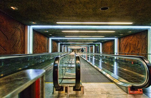Terminal C SFO